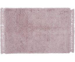 Flauschiger Hochflor Teppich Dreamy Handgetuftet Hochflor Teppich Teppich Teppich Altrosa