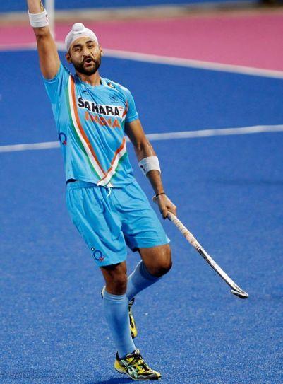 Sandeep Singh Indian Hockey Player Hockey Players Hockey Indian