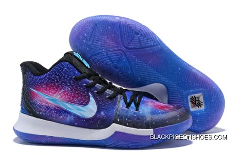 caf3b0a49821 Nike Kyrie 3  Galaxy  New Release in 2019