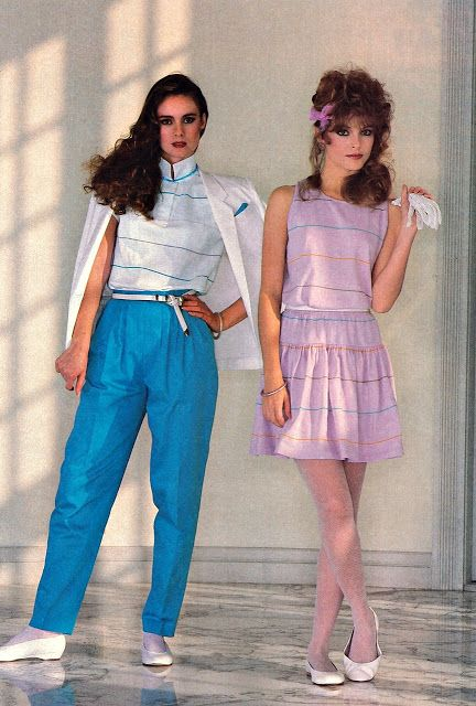 More Was More In 80s Fashion Vintage Everyday 1980s Fashion 1980s Fashion Trends 80s Fashion Trends