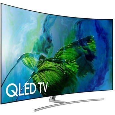 "Samsung QN65Q8FN 65/"" Class QLED 4K Ultra High Definition Smart TV"