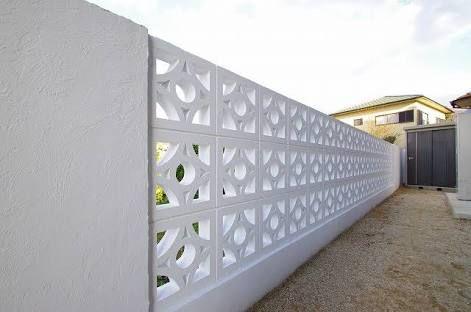 沖縄 花ブロック塀 の画像検索結果 ブロック塀 沖縄 花 花ブロック