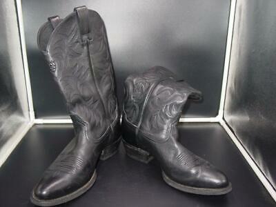 2561add8a1e Ad)eBay - Vintage Gray Black Tony Lama Brown Western Cowboy Boots ...