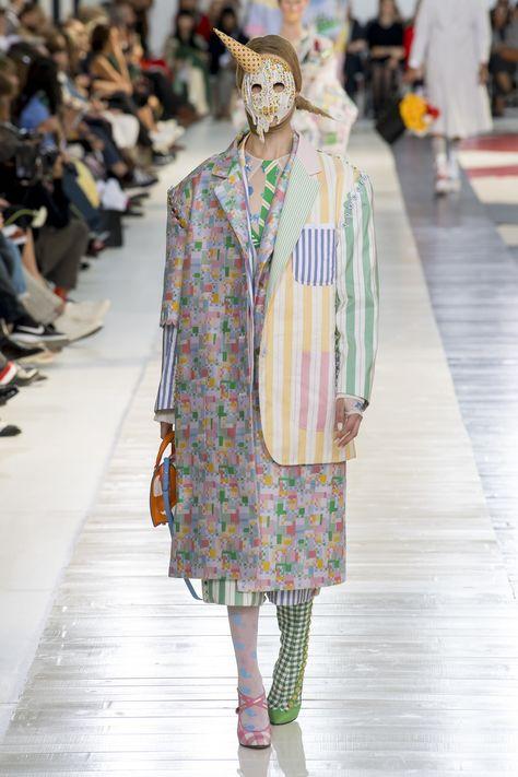 Thom Browne Spring 2019 Ready-to-Wear Fashion Show