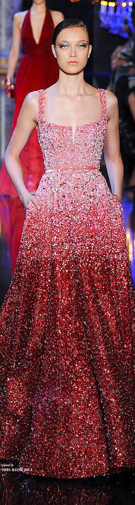 Elie Saab Haute Couture Fall 2014 #HauteCouture