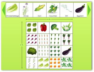 Free Vegetable Garden Plans, Layout, Designs, and Planning Worksheets