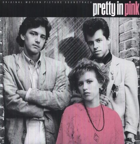 Pretty In Pink - Original Motion Picture Soundtrack Vinyl LP (Out Of Stock) Pre-order