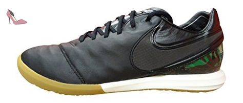 designer fashion 66a2a 79751 Nike Tiempox Proximo SE IC, Chaussures de Football Homme, Noir-Negro (Black  / Black-Pine Green-Earth), 45 EU - Chaussures nike (*Partner-Link)