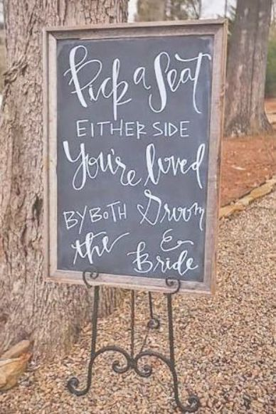 Clever And Funny Wedding Signs For Your Reception Funny Wedding Signs Rustic Wedding Signs Wedding Reception Decorations Rustic