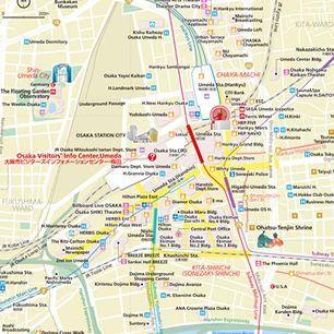 AREA MAP amp GUIDEBOOK DOWNLOAD PLAN OSAKA INFO Osaka