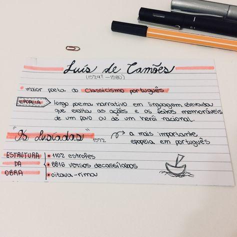 Luis De Camoes Escolas Literarias Dicas Do Ensino Medio Estudos Para O Enem