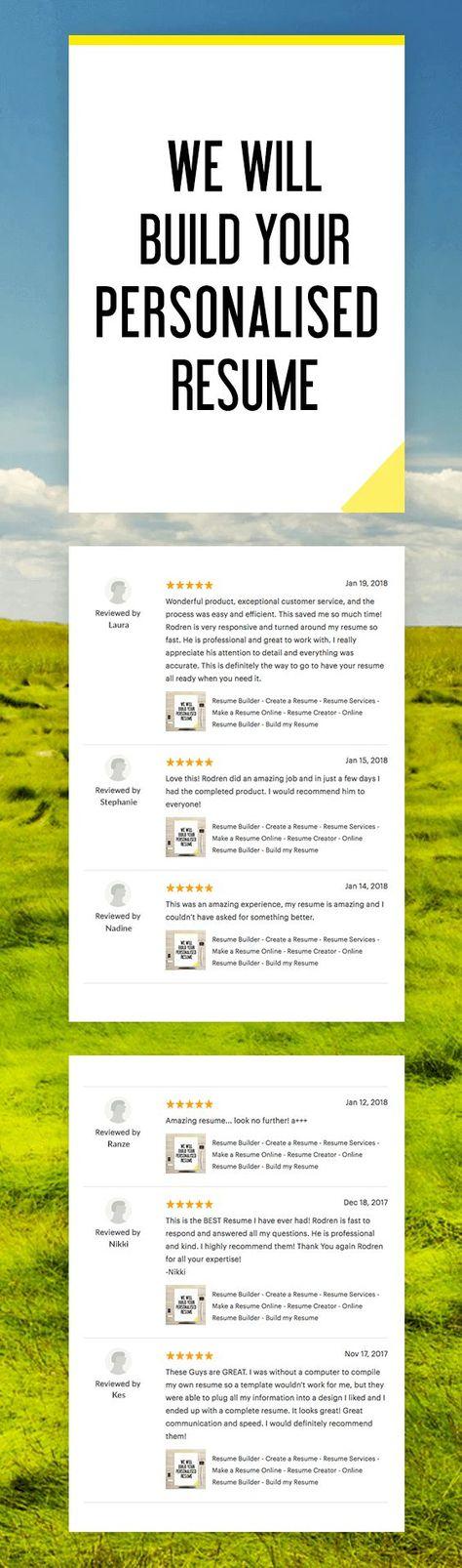 Best 25+ Online resume builder ideas on Pinterest Resume builder - online resume builder