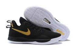 Nike Lebron Witness 3 Black Gold Men's