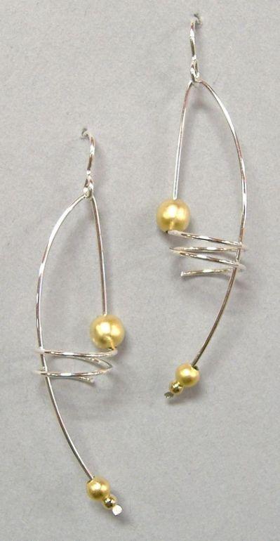 699 Best Wire Wrapping Jewelry Wire Jewelry Diy Earrings Pearl