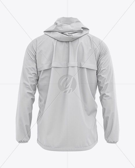 Download Man In A Sweatshirt And A Jacket Mockup Zipped Hoodie Front View In Apparel Mockups On Yellow Images Clothing Mockup Windbreaker Jacket Jackets