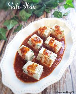 Sate Ikan Resep Resep Makanan Makanan Dan Minuman