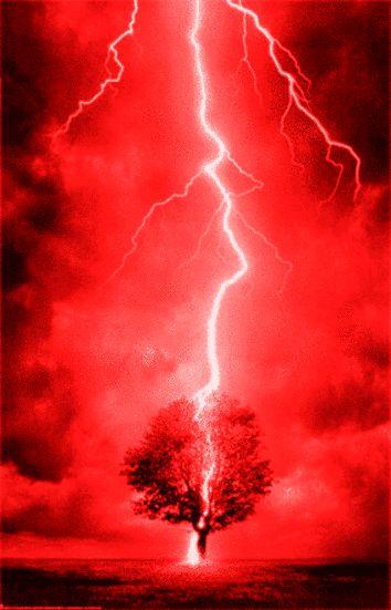 Canopus S Lightning In 2019 Red Lightning Lightning Sky Images