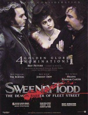 Sweeney Todd The Demon Barber Of Fleet Street Poster Id 693705 Movie Posters Movie Covers Movie Posters Vintage