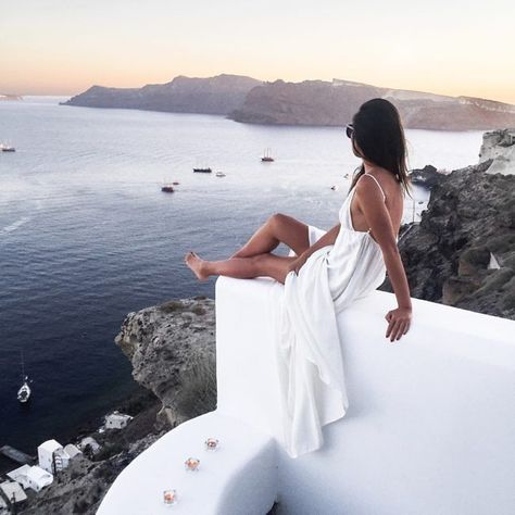Greece Photo Journal :: Santorini moments & Outfit posts – Wendy's Lookbook