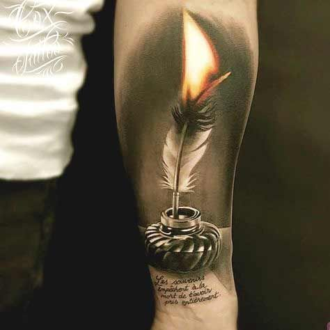 Tribal Tattoo Gallery Tattoos And Body Art Gallery Tribal Tattoosandbodyart Cool Forearm Tattoos Tattoos Forearm Tattoos