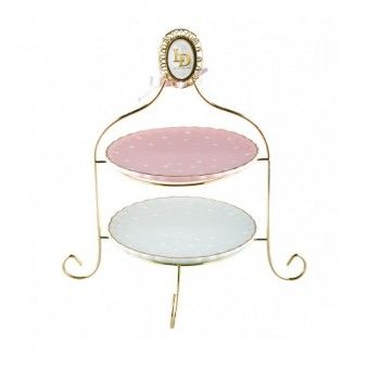 Little Diva - Cake stand with 2 cake plates #Christmas #Presents