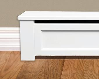 Baseboard Heater Cover Heater Cover Etsy Baseboard Heater Covers Baseboard Heater Heater Cover