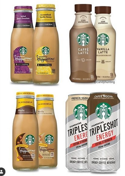 Not One Not Two But Nine One Not Pictured New Starbucks