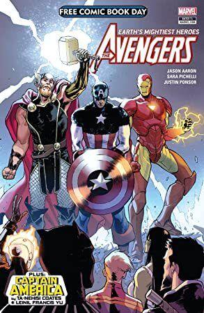 Pdf Free Free Comic Book Day 2018 Avengers Captain America 1