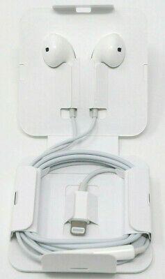 New Apple Oem Iphone 7 8 X Xr Xs Max Earpods Headphones With Lightning Connector Afflink Headphones Noisecanceli Apple Headphone Iphone Android Secret Codes