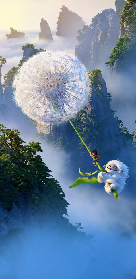 Abominable Animated Movie Wallpapers | hdqwalls.com