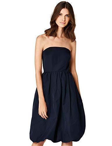 newest bffc2 8bc82 TRUTH & FABLE Vestito Elegante Donna Blu (Navy Navy) 46 ...