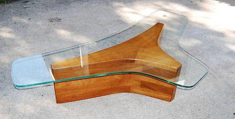 Vladimir Kagan Coffee Table Mid Century Modern