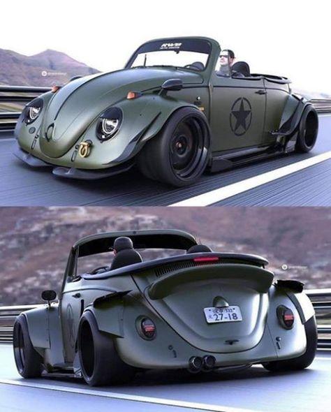 autoporn-net: A VW Beetle- In Warrior Mode autoporn-net: A VW Beetle- In Warrior Mode VW Volkswagen aircooled V Dub Vw Super Beetle, Beetle Car, Beetle Juice, Auto Volkswagen, Volkswagen New Beetle, Volkswagen Vehicles, Vw Coccinelle Cabriolet, Carros Vw, Vw Beetle Convertible