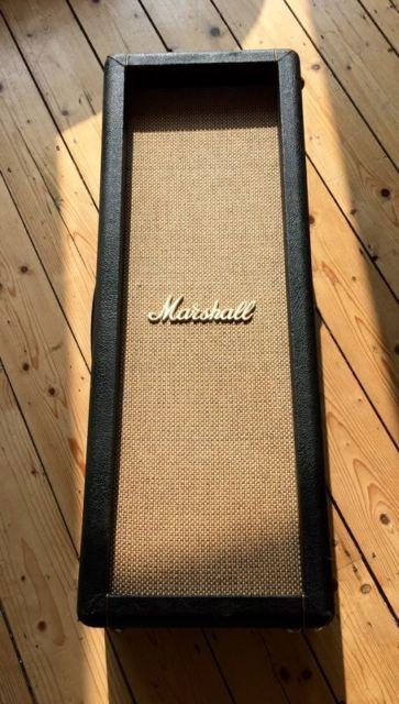 1968 Marshall Basket-weave grill 2x10 speaker cabinet | United ...