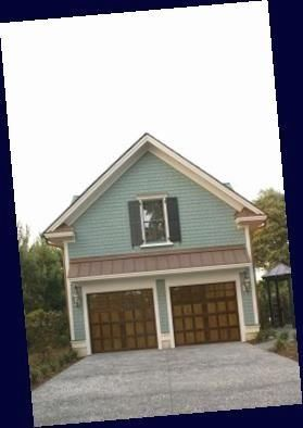 8 Easy And Affordable Garage Floor Options Interlocking Tiles 1 9 Roll Out Vinyl Flooring 2 9 In 2020 Garage Door Design Carriage House Garage Doors Garage Doors