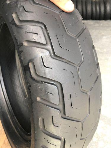 Pneu Traseiro 160 80 15 Dunlop D404 Usado Shadow Custom Mercado Livre Pneus Pneus Usados Motos