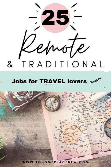 Cool Travel Jobs Ideas By Hr Professional