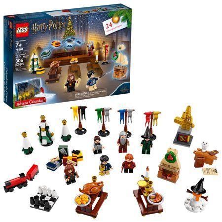 Lego Harry Potter 2019 Advent Calendar 75964 Walmart Com Harry Potter Advent Calendar Lego Harry Potter Lego Advent Calendar