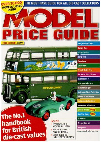 Model Price Guide 2010 By Lindsey Amrani Ipc Media Isbn 10 0862963311 Isbn 13 0862963311 Preparing Model Price Guide Price Guide London Country Guide