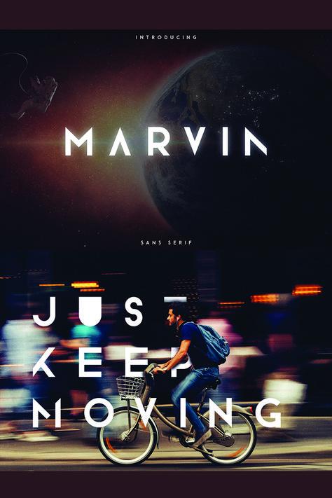 Marvin Font