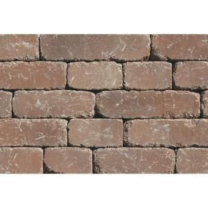 Pavestone 4 In X 11 75 In X 6 75 In Rock Blend Concrete Retaining Wall Block 144 Pcs 46 5 Face Ft Pallet 81148 The Home Depot In 2020 Concrete Garden Garden Wall Block Garden Wall