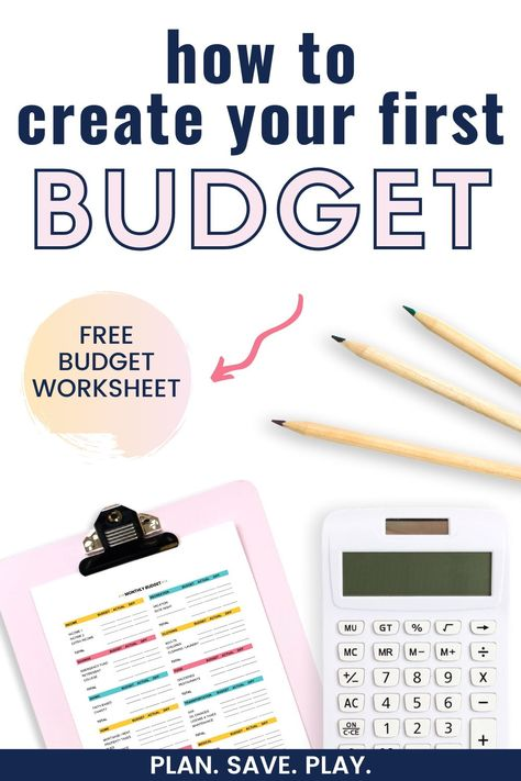 How to Create a Basic Budget for your Family