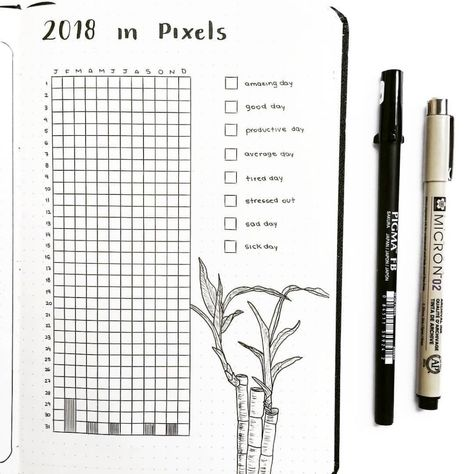 Best Ever Minimalist Bullet Journal Weekly Layouts for