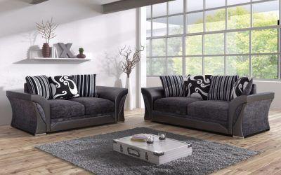 Dubai Sofa Upholstery Living Room Sets Furniture Black Living Room Black Furniture Living Room