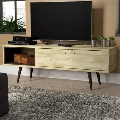 Norloti Floating Entertainment Center For Tvs Up To 70 Solid