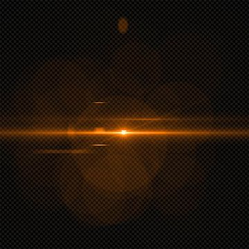 Sunlight Rays Effect With Lens Flare Effect Illustration Background Light Vector Png And Vector With Transparent Background For Free Download Lens Flare Effect Lens Flare Starburst Light