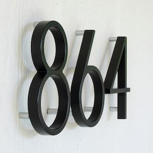 House Numbers Lowes Photos