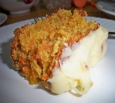 Diabetic Recipes - Diabetic Desserts - Carrot Cake - I may need this..gestational diabetes test tomorrow. Just in case