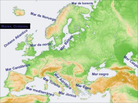 Mar Baltico Mapa Fisico.Mapa Fisico Europa Busca De Google Mapa Fisico De Europa