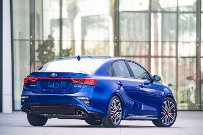 Kia Unveils 201 Horsepower 2020 Forte Gt At Last Our Prayers Have